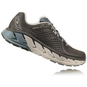 Hoka One One Gaviota LTR Chaussures De Course Homme, charcoal/tradewil